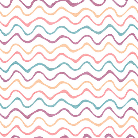 Wavy Textured Fabric Background photo