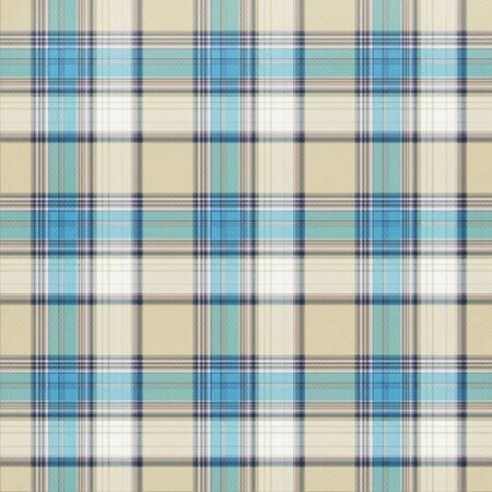 Seamless plaid pattern photo