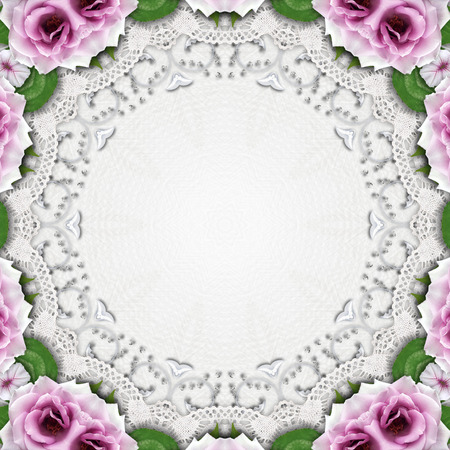 Elegance silver frame for  photo photo