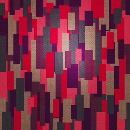 stripe: Retro stripe pattern in beige, pink, purple