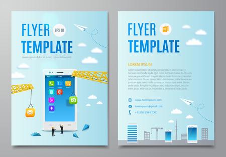 flyer template software