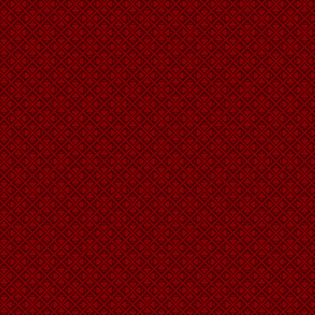 Casino and poker background with dark red colors. Seamless vector Vettoriali
