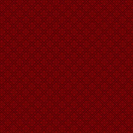 Casino en poker achtergrond met donkere rode kleuren. naadloze vector Stock Illustratie