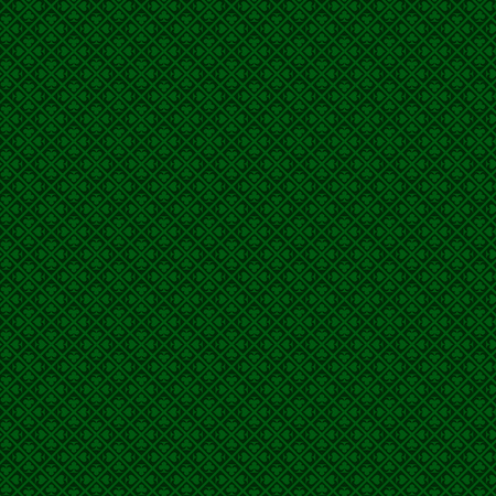 lucky: Casino and poker background with dark green colors. Seamless vector