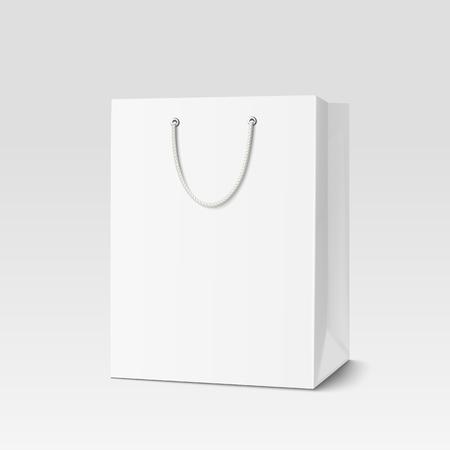 Shopping paper bag.  イラスト・ベクター素材