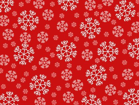 Christmas red background. Stock Photo