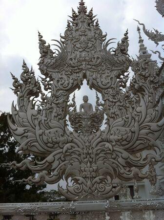 artwork: Thai art Stock Photo