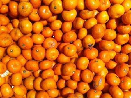 view: Oranges Stock Photo