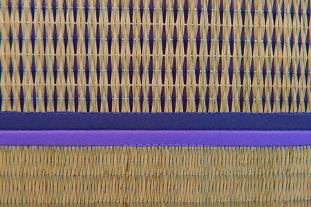 basketry: closeup design Handcraft pattern weave texture natural background