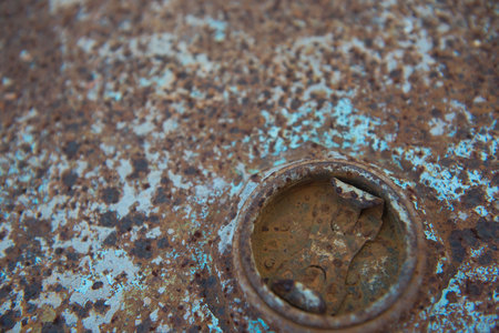 galvanized: Old rusty galvanized iron sheets and dirty. Background