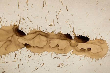 cruddy: Coffee stain