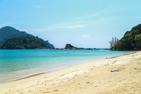 Koh Kam Tok, Ranong, Thailand Stock Photo
