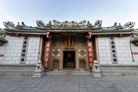 godly: Chinese temple