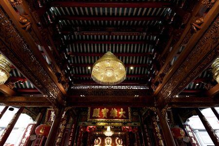 beliefs: Chinese temple