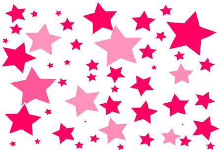 stars pattern reputation Stock Vector - 69007601