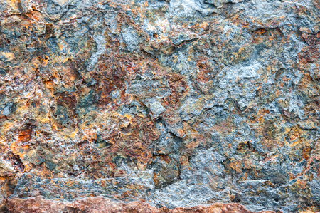 rust: old metal iron rust background and texture