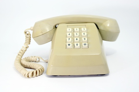 Old touchtone phone