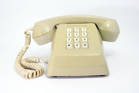 touchtone: Old touchtone phone