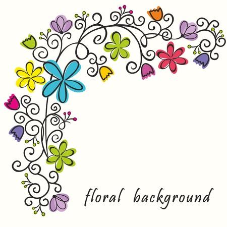 Bouquet of beautiful flowers  Floral decoration