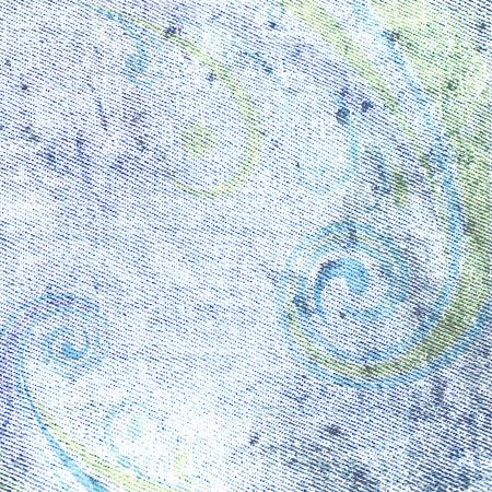 background canvas: Vintage jeans background  Canvas texture
