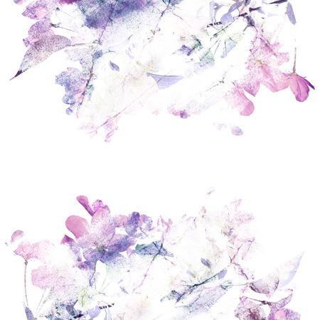 꽃 배경 장미 수채화 꽃 꽃다발 생일 카드
