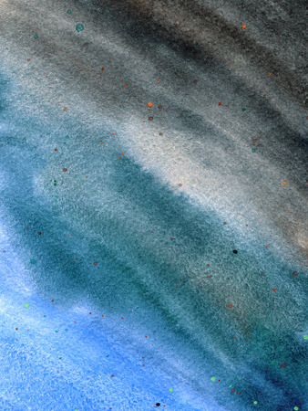 centric: Watercolor background. Stock Photo