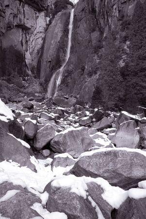 Lower yosemite falls Stock fotó - 2538289