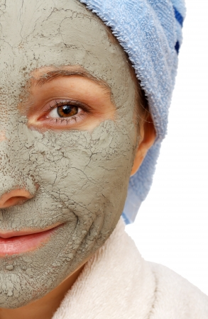 revitalizing: Revitalizing, antiseptic, astringent and cleansing effect of the clay