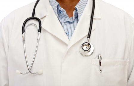 doctors tool: For the health wellbeing go to consult your doctor Stock Photo