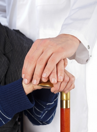 incapacitated: Comprehensive elderly medical care for safety old ages