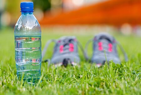 not to forget: Do not forget to bring water during the workout