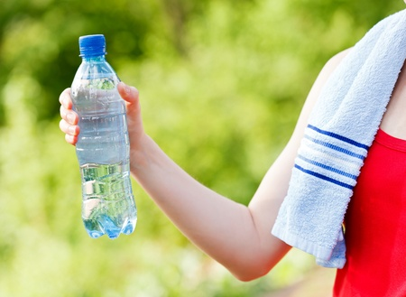 not to forget: Do not forget to hydrate yourself during workout