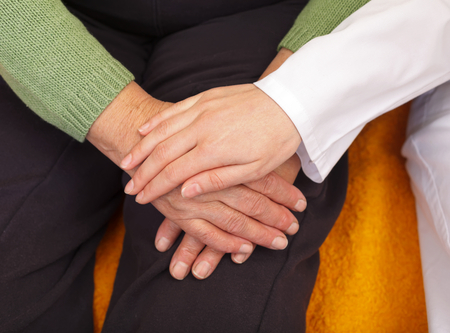 caring hands: Home care for seniors who need it