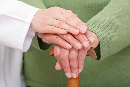 aiding: Elderly home care have cultural and geographic differences