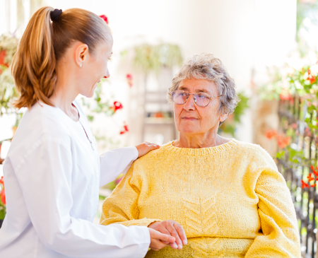 people helping: Find the right home care services for your loved