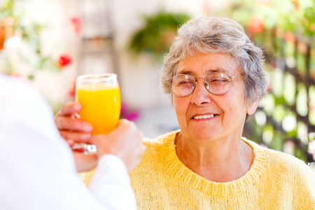 Find the right home care services for you Stock Photo - 23309586
