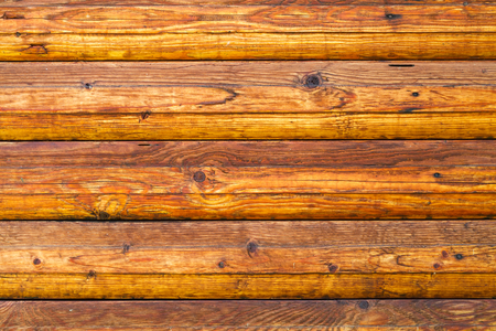 Close up photo of a wooden wall