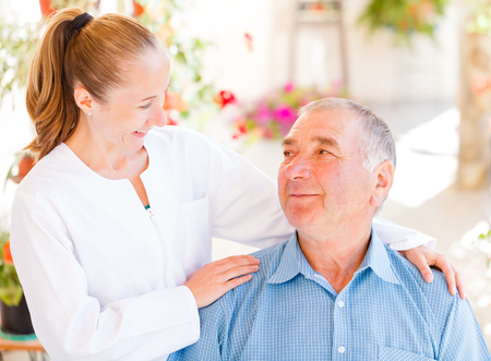 geriatric care: Find the right home care services for your loved