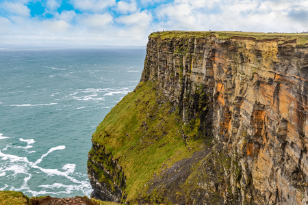 tourist attraction: Cliffs of Moher Tourist Attraction in Ireland