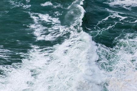 ocean waves: Close up photo of splashing ocean waves