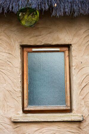 roof windows: Non transparent closed window