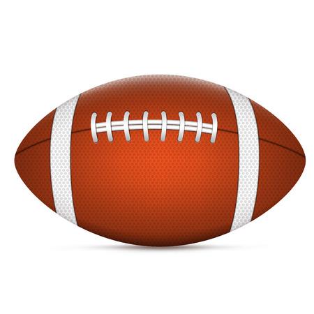 Balón de fútbol americano Foto de archivo - 29168662