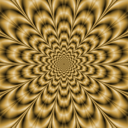 producing: Sepia Eye BenderDigital abstract image with a psychedelic circular pattern in sepia coloring producing an optical illusion of movement.