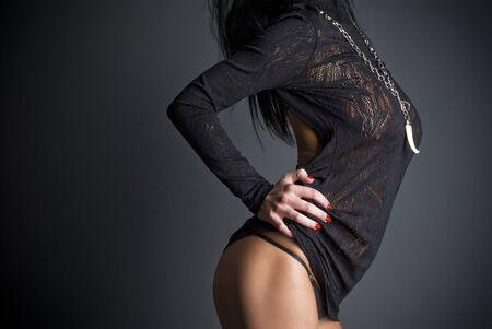 sexy body Stock Photo
