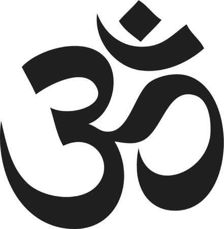aum: Om symbol - Aum Illustration