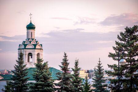 Russia, Kazan Church