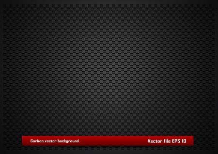 fibra: Carbon vettore sfondo
