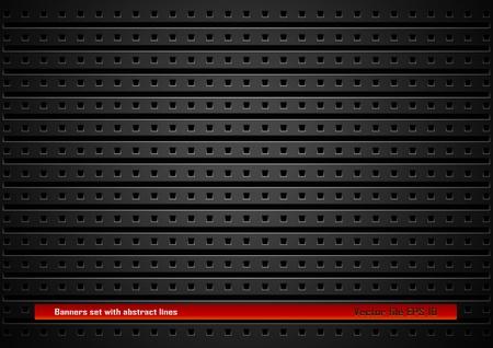 pavimento lucido: In metallo scuro texure