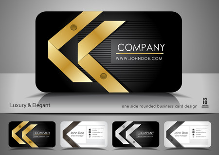 business cards: Creative business card design