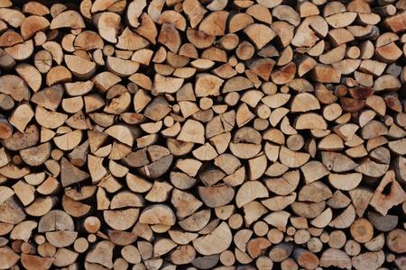 Chopped wood texture background Stock Photo - 20936484
